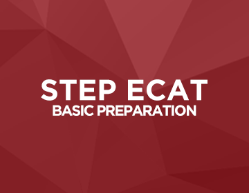 STEP ECAT Basic Preparation