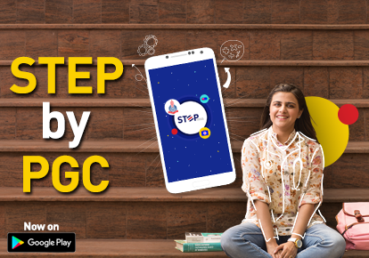 STEP By PGC – Entry Test Preparation Now On Your Fingertips