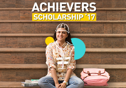 Achievers Scholarship  '17