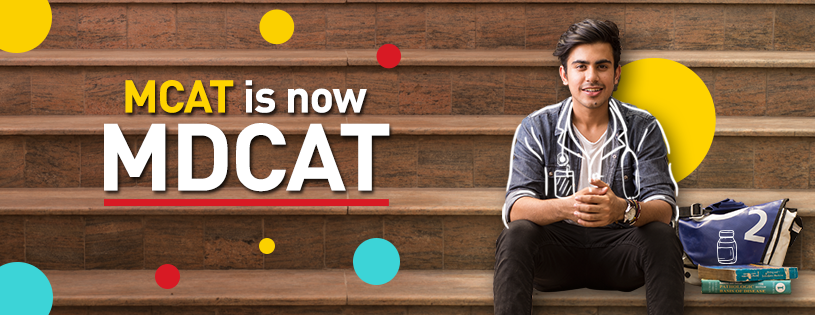 MCAT has been renamed as MDCAT