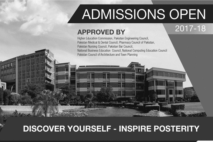 University of Lahore (UOL) Admissions Open 2017