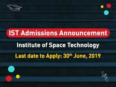 IST Admissions Announcement