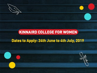Kinnaird College For Women Admissions Fall 2019