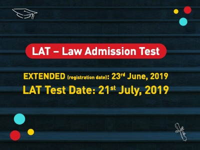 LAT – Law Admission Test EXTENDED
