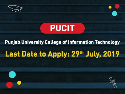 PUCIT – Punjab University College of Information Technology Admissions
