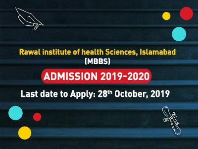Rawal Institute of Health Sciences, Islamabad (MBBS) Admission 2019-2020