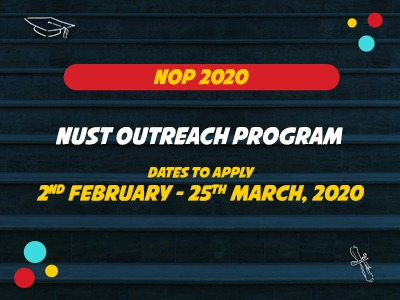 NUST OUTREACH PROGRAM