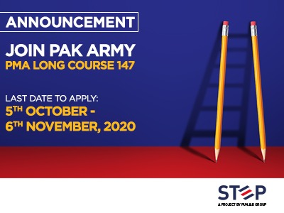 Join Pak Army PMA Long Course 147